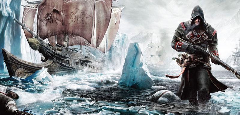 Assassin's Creed Rogue Acrogue